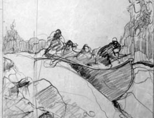 (1187as) Navigating the Rapids – Sketch