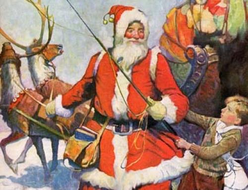 (1575alt) Santa Claus