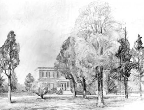 (2334s) Henry Davis Farm – Sketch