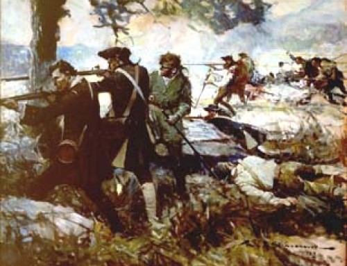 (1296ar) The Green Mountain Boys