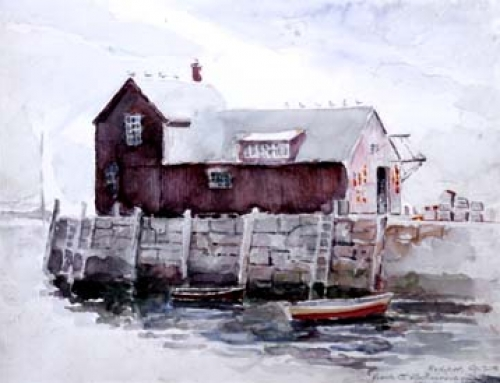 (2502b) Third Quay, Rockport