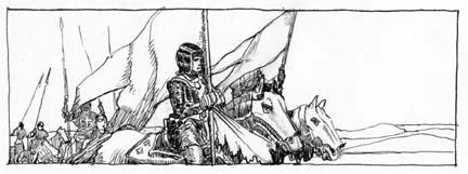 (0885a) Joan in Full War Regalia