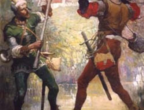 (0989a) Robin Hood