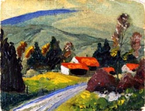 (M09) Miniature Landscape