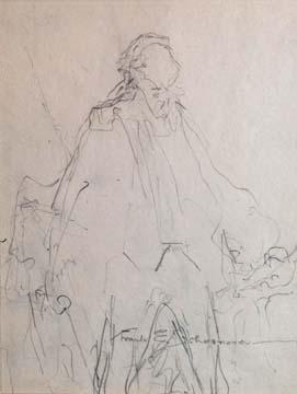 (1005sa) – Lafayette – Sketch